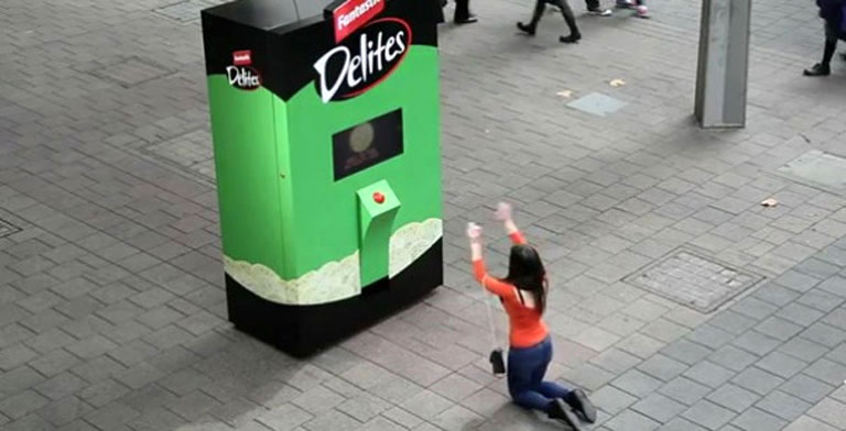 10 страхотни примера за интерактивна реклама