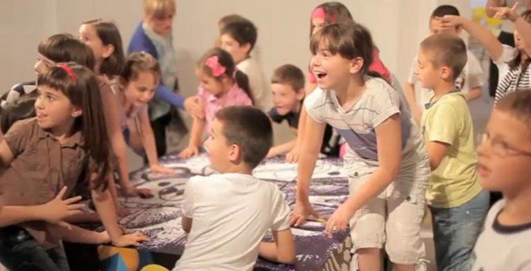 Интерактивни инсталации за деца
