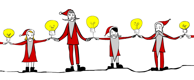 Весели празници